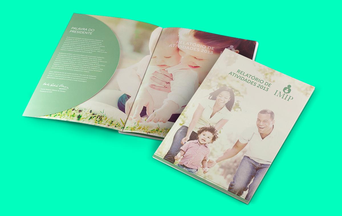 IMIP – Relatório de Atividades 2013